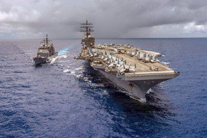 極音速反艦飛彈揭幕:美軍航艦戰鬥群還能稱霸全球?