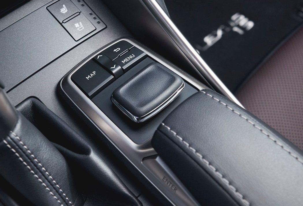 Remote Touch功能也將有可能隨之移除。 摘自Lexus