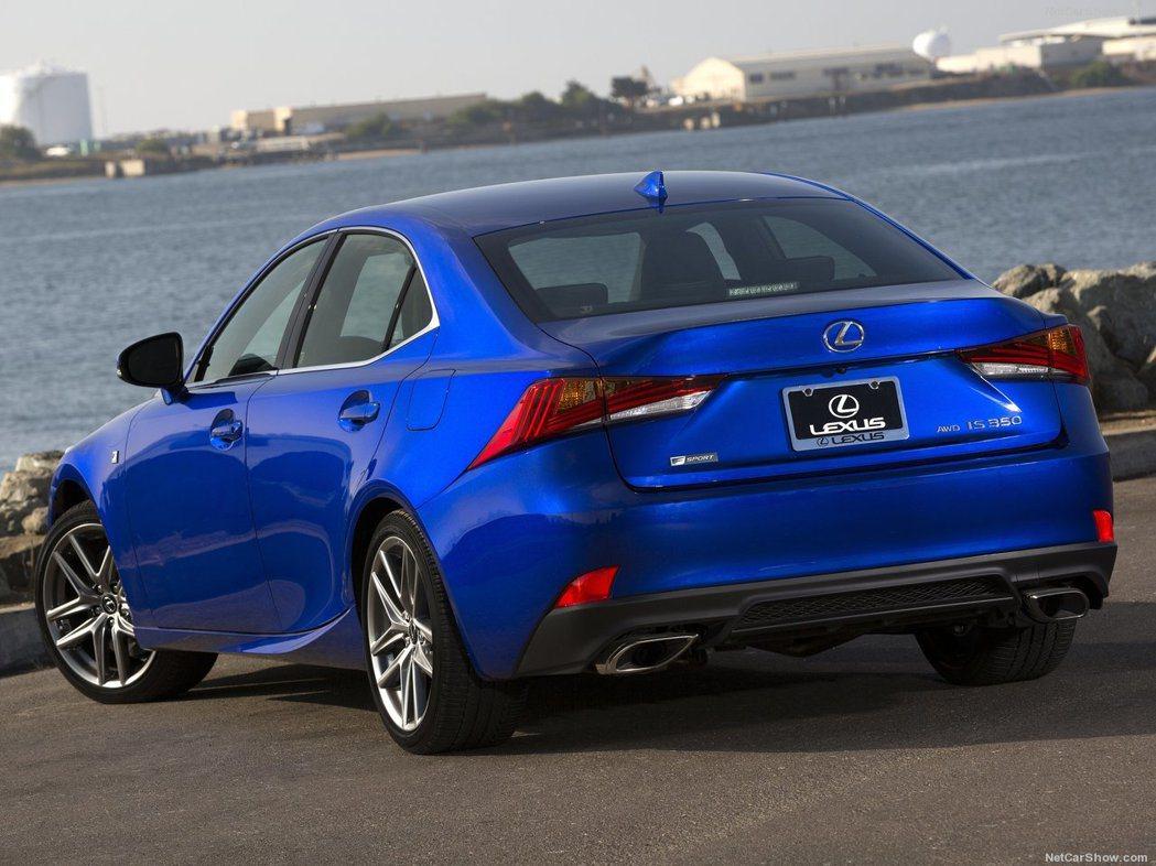 若真的發表IS 500那麼就將會取代IS 350成為車系旗艦車型。 摘自Lexu...