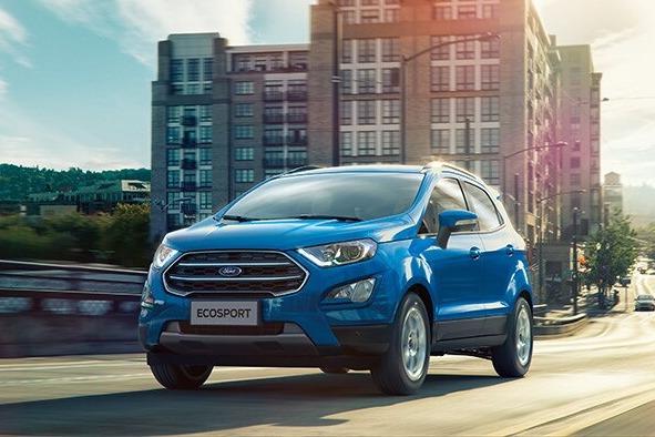 Ford 4月持續放福利 EcoSport新年式免費升級BLIS盲點偵測