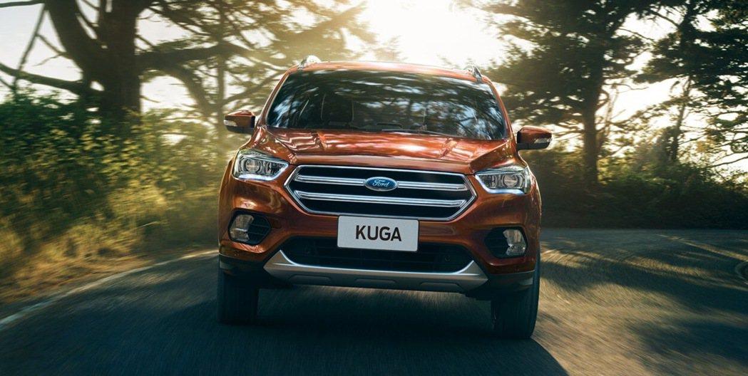 ord四月份Ford Kuga 行家典藏專案舊換新限定優惠85.9萬元起。 圖/...