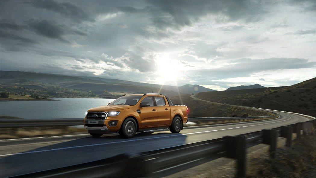 四月入主美式運動休旅皮卡Ford Ranger Wildtrak型限時限量優惠1...