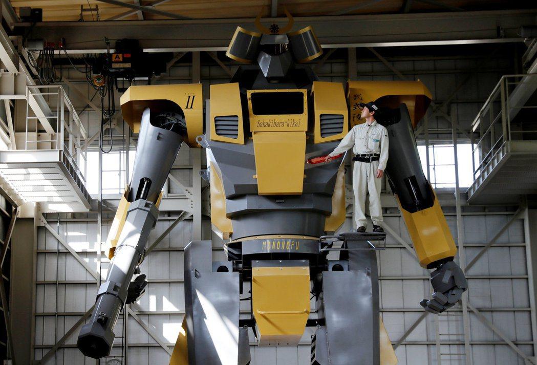 巨大機器人是否已經走到了銀河的終焉之地?《巨大機器人的社會學》一書試圖提問:這個...