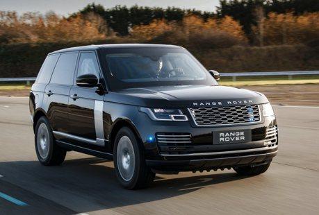 Land Rover將用輕油電6缸科技取代V8柴油動力