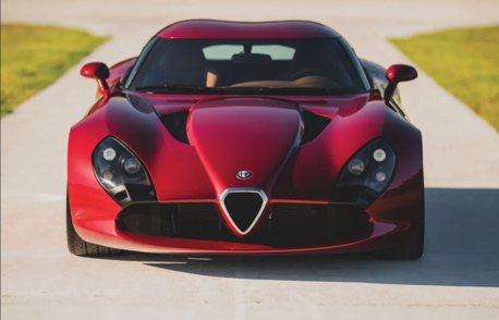 想收藏一輛史上最有美式風格的Alfa Romeo嗎?