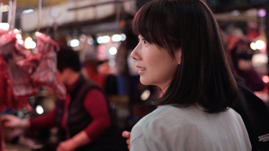 波瑠逛台灣傳統市場被嚇到。圖/公視提供