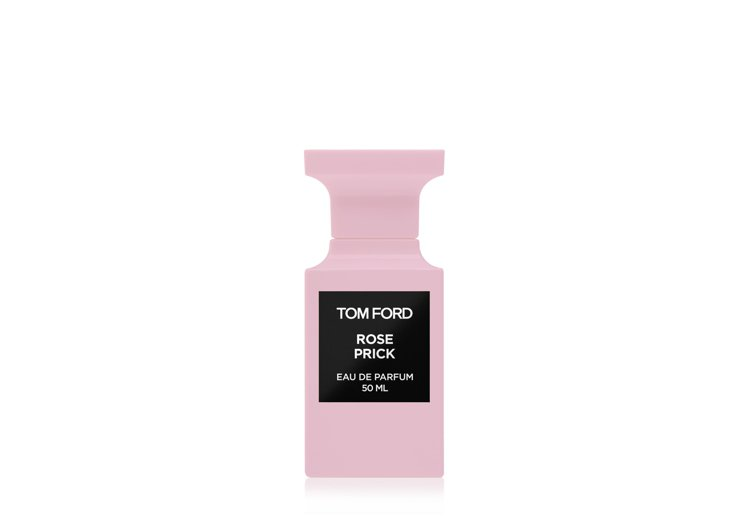 私人調香系列禁忌玫瑰香水,50ML,11,200元。圖/TOM FORD提供