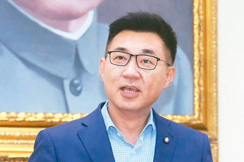 國民黨黨主席江啟臣表示,將建立不分區立委考核機制,此舉卻引發部分黨內人士不滿,甚至分成壁壘分明的兩派。圖/聯合報系資料照片