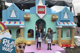連假溜小孩勝地!LEGO把夢幻城堡變大了 可以攀岩還能闖關冒險去