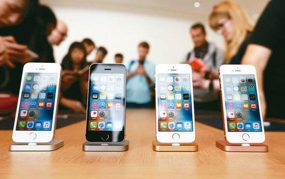 新傳言指出,iPhone SE 2將在4月15日亮相、4月22日出貨。(圖/路透...