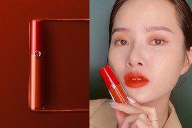 「磚紅色」女神唇彩 GA限量奢華絲絨訂製系列開賣!