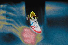 撞色款正夯!adidas再度攜手P董打造搶眼新鞋 Converse復古籃球鞋大玩配色