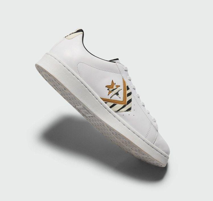 Converse Pro Leather系列休閒鞋2,680元。圖/Conver...