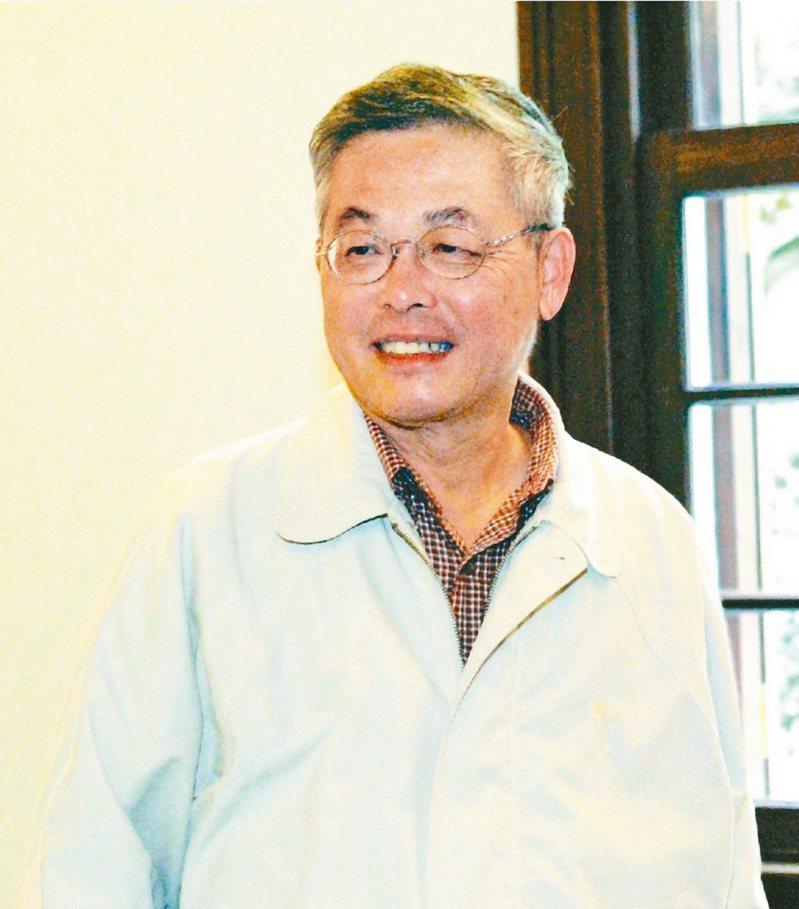 詩人楊牧。(圖/本報資料照片)