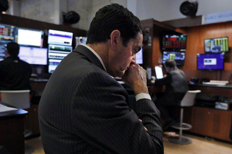 上季市場激烈震盪,有誰能倖存呢?美聯社