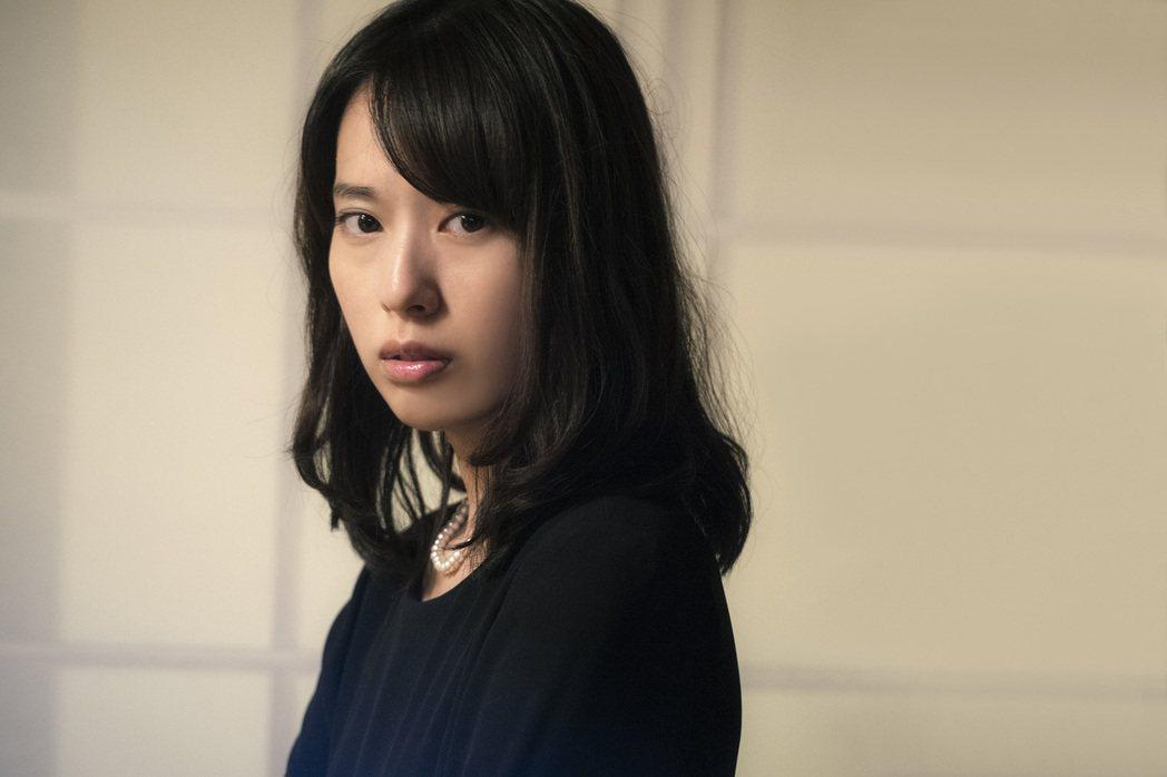 戶田惠梨香在「最初的晩餐」飾演永瀨正敏的女兒。圖/威視提供