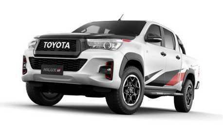 Toyota Hilux也要推出GR性能版本了?馬力上看268匹!