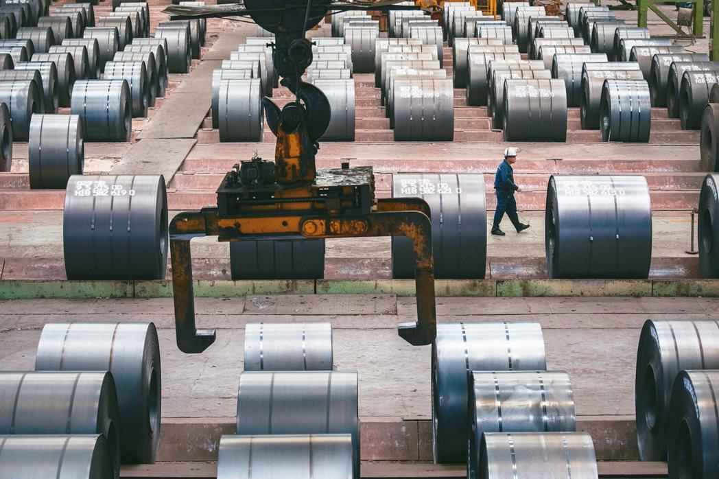 豐興型鋼變盤,每公噸降300元。 本報系資料庫
