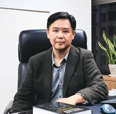 昌郁生技創辦人暨執行長徐景宏。 記者黃文奇/攝影