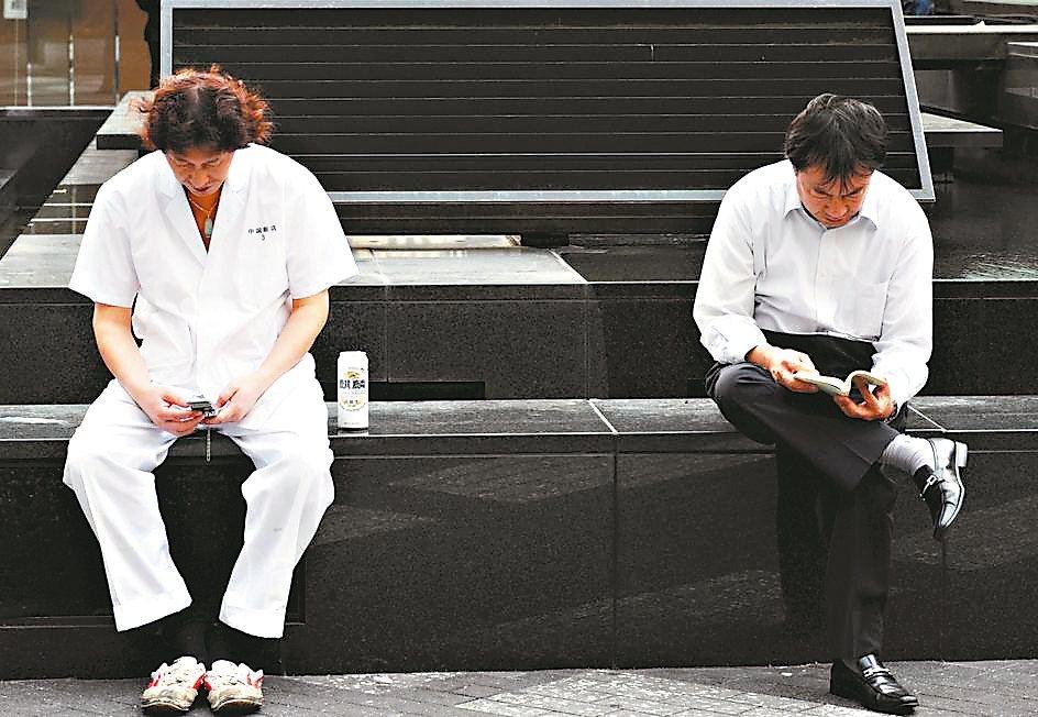 日本外國人月薪平均2,068美元 約全國均值的73%