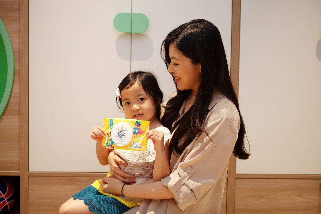 兒童節最萌禮物來了!「兒童學習專用濕式衛生紙」是爸媽陪伴寶貝學習擦屁屁的最佳神救...