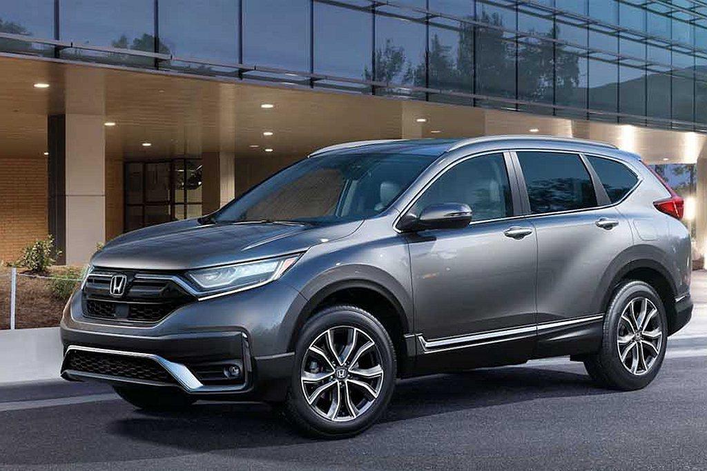 Honda CR-V在2019年全球累積銷售81.1萬輛、排名第二。 圖/Hon...