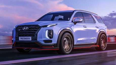 挑戰Ford Explorer ST Hyundai要推性能休旅Palisade N?