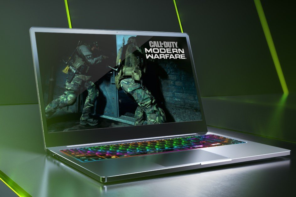 RTX 2060筆電價格下殺至999元起。 擷取於NVIDIA官網。