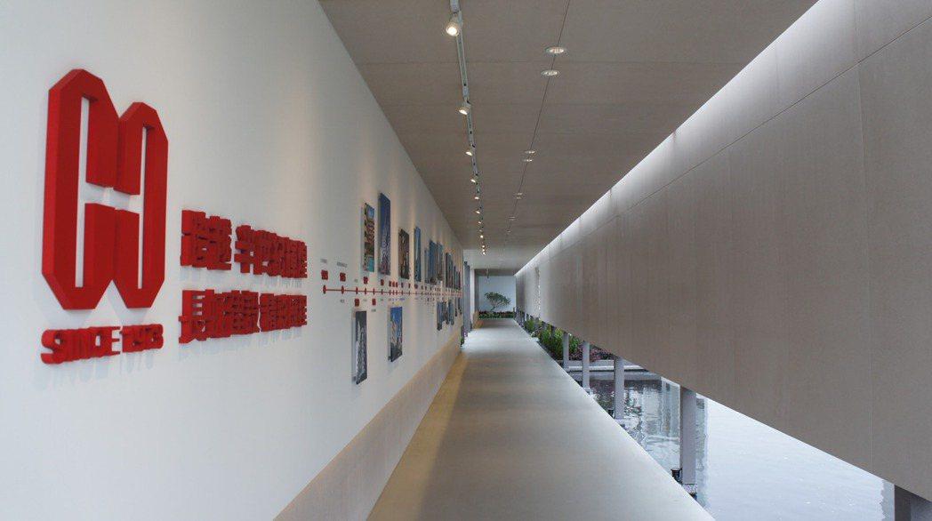長虹建設戮力成就以人為本的新時代建築美學建案。圖/倪子仁提供