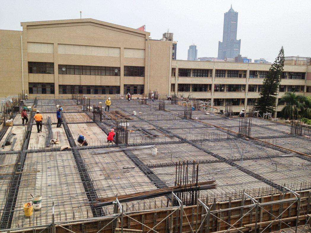公部門公共工程透過三級品管控管承包廠商工程品質。 攝影/張世雅