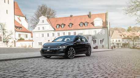 第八代Volkswagen Golf想升級要找誰?ABT準備好了