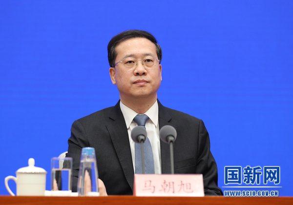 中國大陸外交部副部長馬朝旭。取自大陸國新網