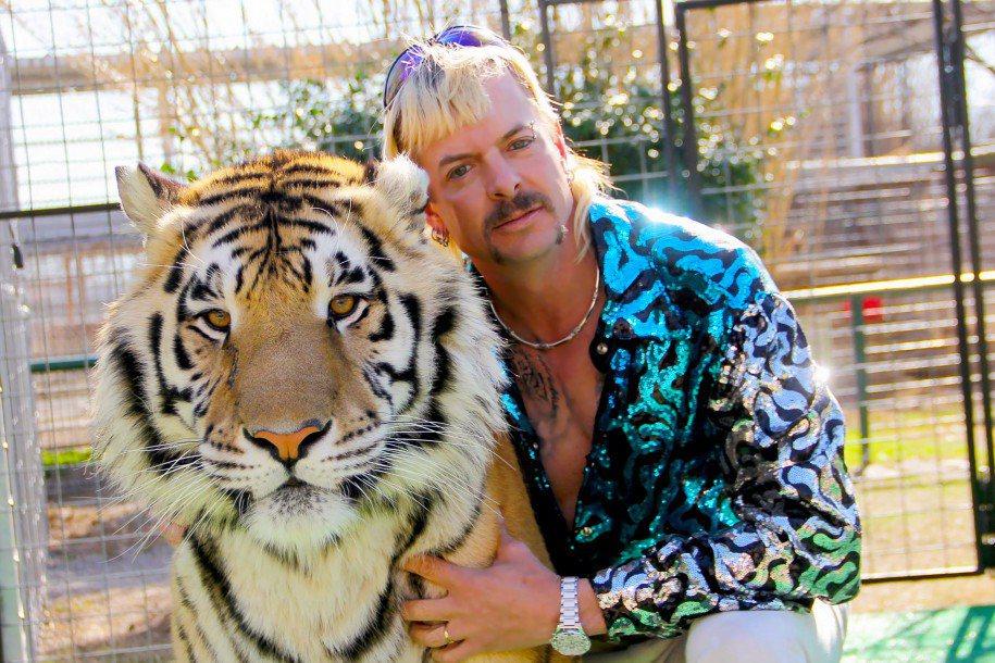 充滿戲劇性的紀錄影集「虎王」在歐美大爆紅,成為近期最火的話題節目。圖/摘自Net