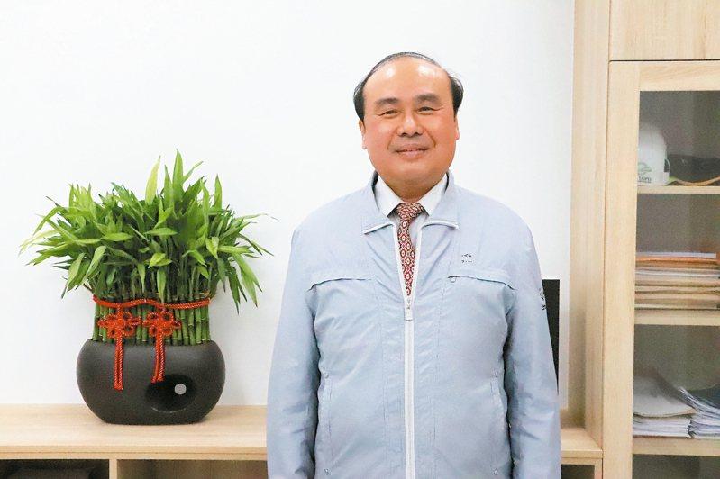 交通部前部長陳建宇說,防堵疫情關鍵期應做好「最壞打算和最好準備」。 記者曹悅華/攝影