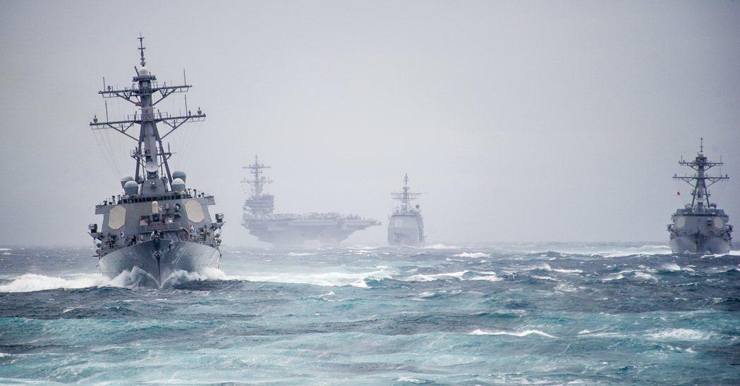 「艦長有錯可以檢討、可以討論,但在羅斯福號遭遇重大疫情事件時...緊要關頭還把艦...