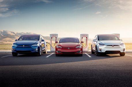 Tesla超車豐田汽車 市值近2,100億美元稱霸全球車廠!