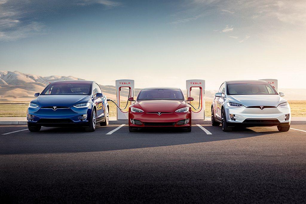 特斯拉市值在1日首度超越豐田汽車,成為全球市值最高的汽車製造商。 摘自Tesla