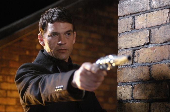 道格瑞史考特因故無法在「X戰警」扮演金鋼狼。圖/摘自IMDb