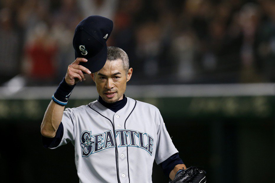 鈴木一朗過去20年對美日球界影響極大,但在棒球版「最後之舞」票選中僅排名第四。