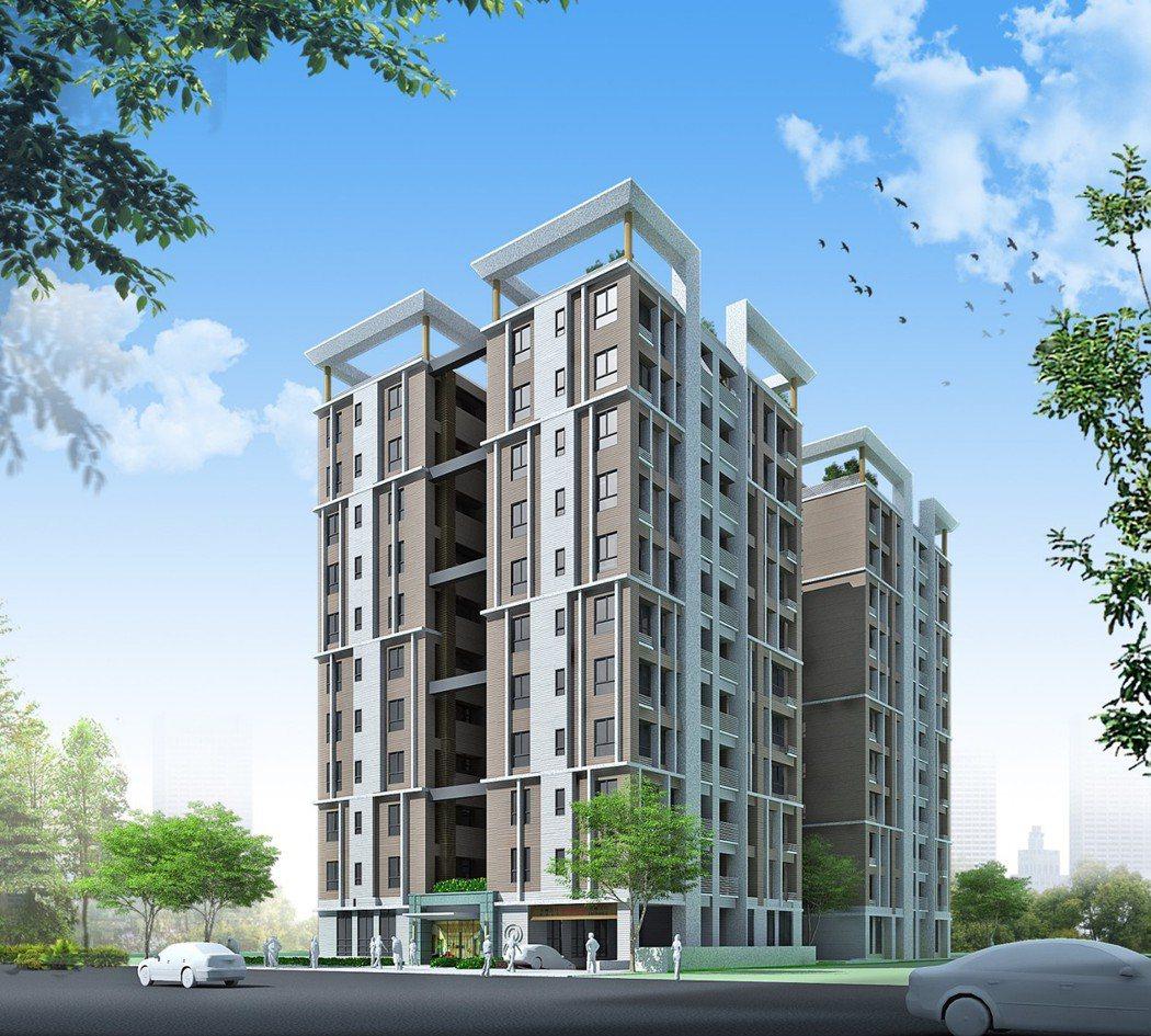 新北市政府將在板橋江子翠地區興建130戶以上的青年社會住宅,預計在2023年完工...