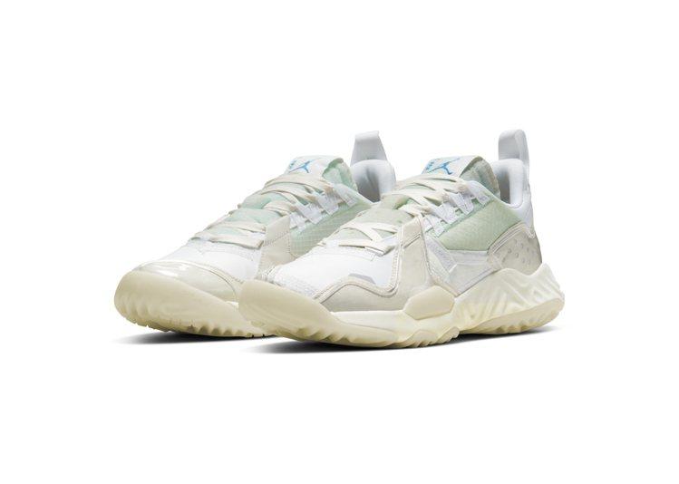 全新設計的Jordan Delta鞋款,將在4月20日開賣。圖/Nike提供