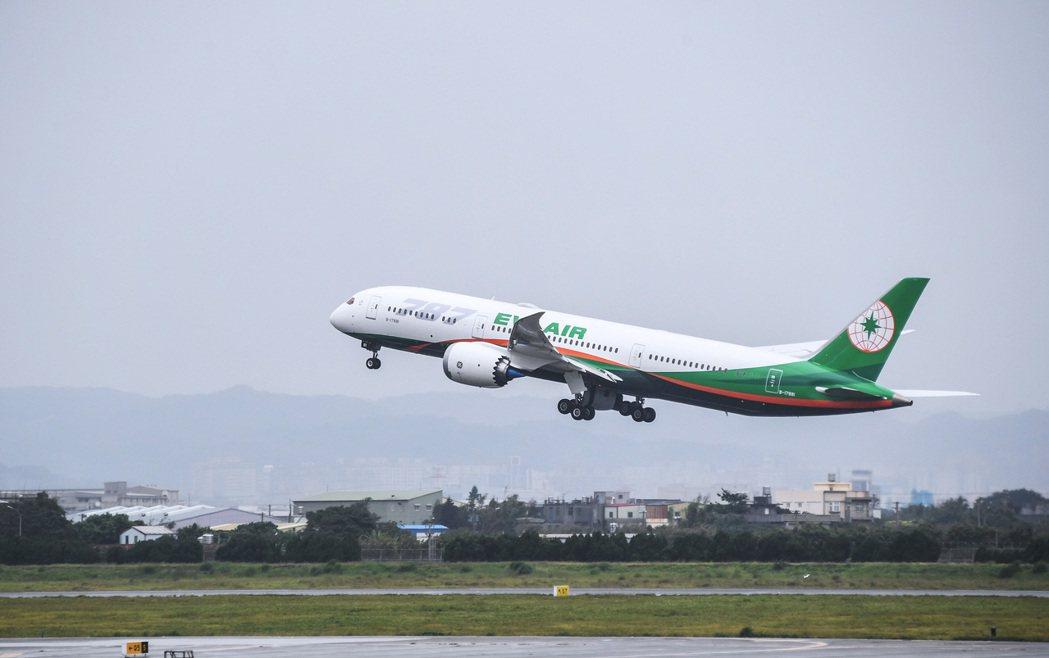 國籍航空公司多一個賺錢方式,客機可以當貨機載貨了,最快周一就可發函請航空公司提出...