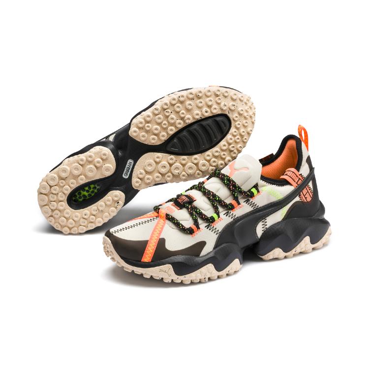 PUMA FIRST MILE環保機能系列Erupt TRL FM鞋3,380元...