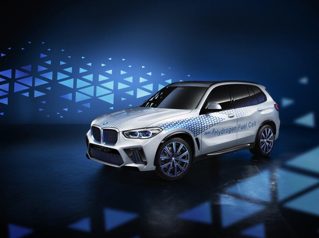 BMW i Hydrogen Next。 摘自BMW