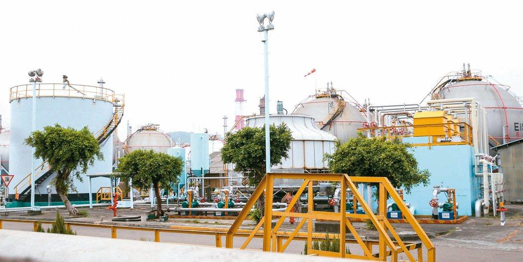 中油五輕在2014年關廠、封存,設備處於「中壯年」水準,因此希望採整廠輸出方式善...