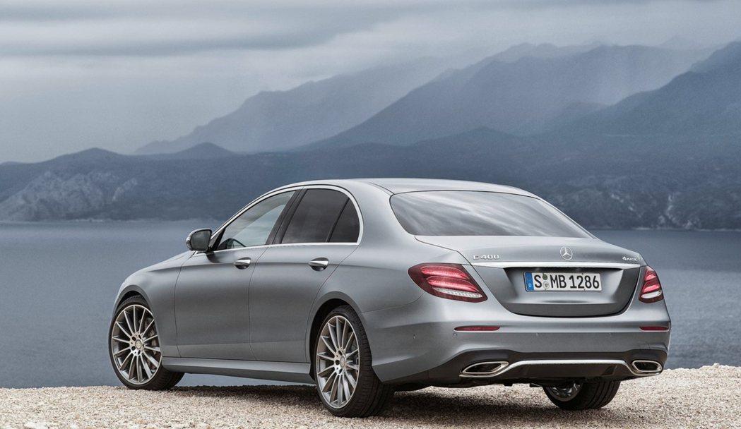 Mercedes-Benz E-Class去年在韓國共售出39,788輛。 摘自...