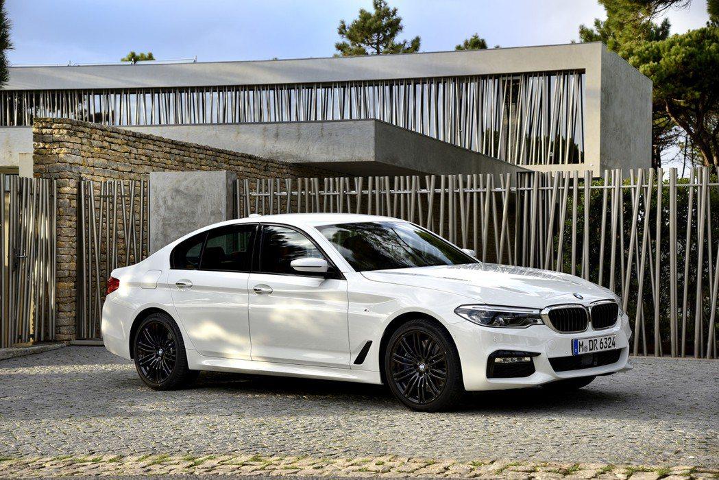 BMW 5 Series三月在韓國的銷量成長了36.5%,同時也擊敗了E-Cla...