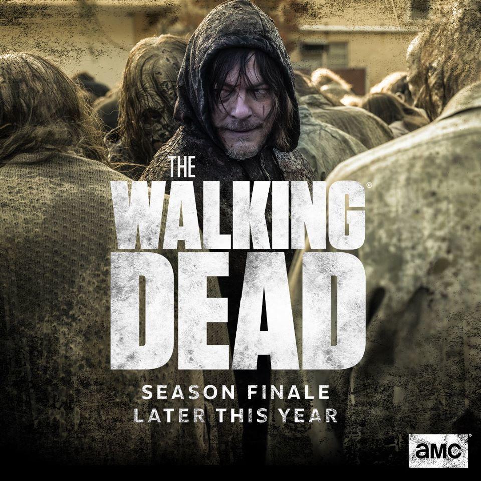 《陰屍路》宣布本季最終集改至今年稍晚播出。圖/擷自《陰屍路》臉書