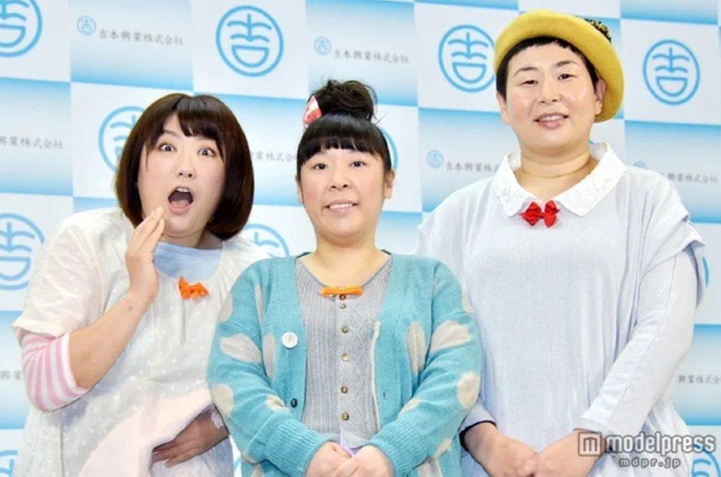 黑澤宗子是搞笑團體森三中成員。圖/摘自modelpress