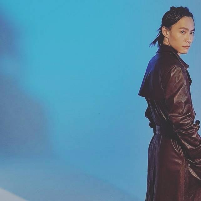 田士廣因演出「彼岸之嫁」受矚目。圖/女友NUYOU雜誌提供